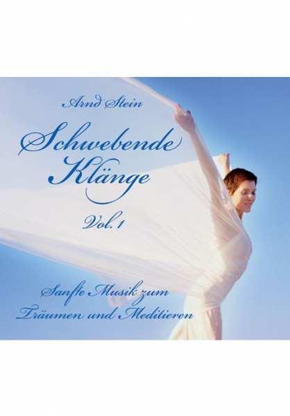 CD Schwebende Klänge Vol. 1 von Dr. Arnd Stein