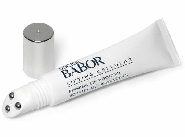 DOCTOR BABOR LIFTING CELLULAR Firming Lip Booster - intensiv glättendes Lippenpflege-Balm