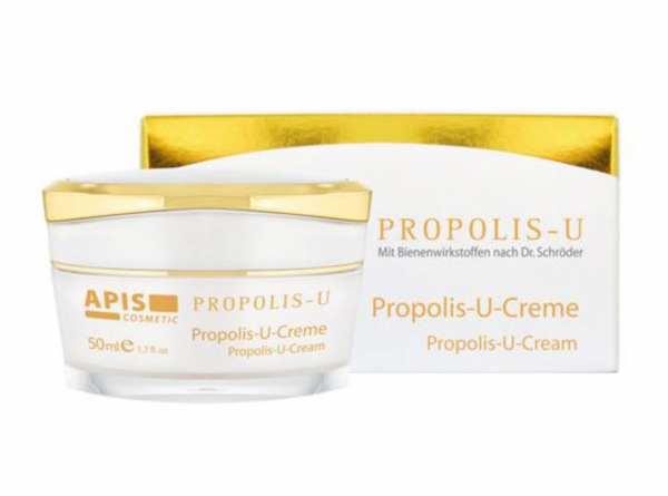 Dr. SCHRÖDER PROPOLIS-U-Creme APIS Cream - Spezialcreme