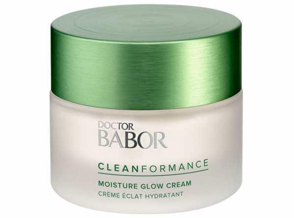 DOCTOR BABOR Cleanformance Moisture Glow Day Cream - intensiv hydratisierende Feuchtigkeitspflege