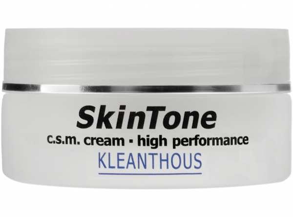 KLEANTHOUS SkinTone c.s.m. cream- Feuchtigkeitspflege