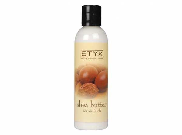 Körpermilch SHEA BUTTER von AROMA DERM