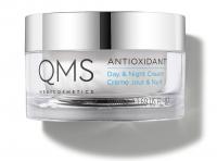 QMS MEDICOSMETICS ANTIOXIDANT Day + Night Cream - intensive Feuchtigkeitscreme mit DNA-Schutz