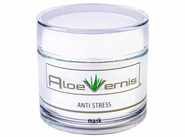 AloeVernis® BASIC aloe vera ANTI STRESS mask 200 ml + GRATIS 3er BABOR Ampullen Set