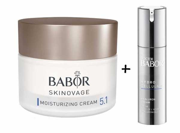 BABOR SKINOVAGE Moisturizing Cream - Feuchtigkeitsspendende Creme