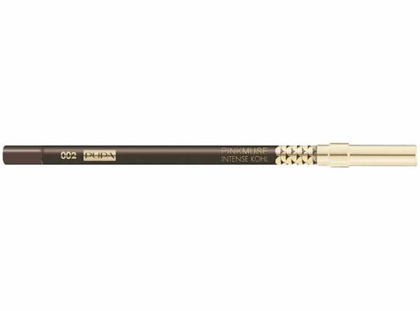 Kajalstift PINK MUSE 002 Intense Brown von PUPA