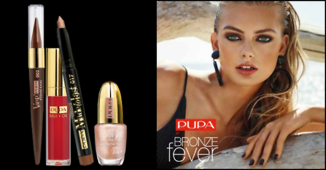 PUPA BRONZE fever