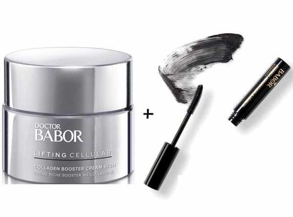 DOCTOR BABOR LIFTING CELLULAR Collagen Booster Cream Rich - reichhaltige, straffende & festigende Fe