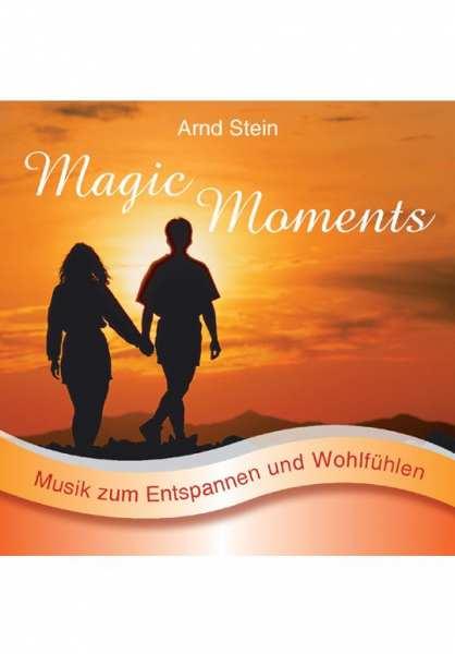 CD Magic Moments von Dr. Arnd Stein