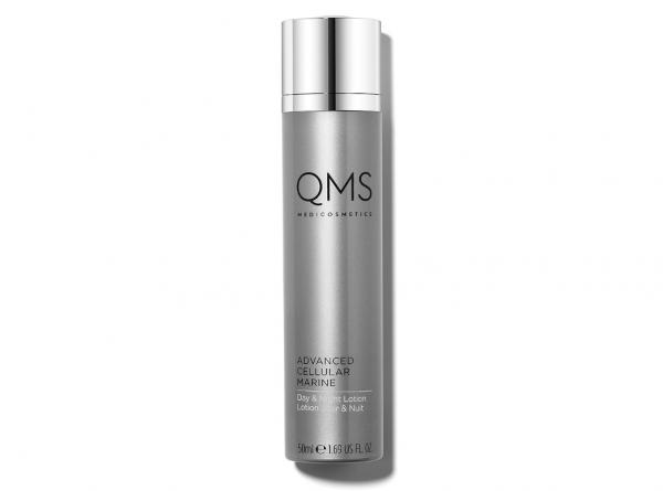 QMS MEDICOSMETICS ADVANCED CELLULAR MARINE Day + Night Lotion - Feuchtigkeitscreme regenerierend