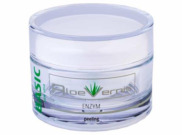 AloeVernis® BASIC aloe vera ENZYM peeling 100 ml + 2 BABOR GRATIS AMPULLEN