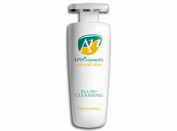 Dr. SCHRÖDER APIS N natural skin fluid-cleansing - Reinigungslotion
