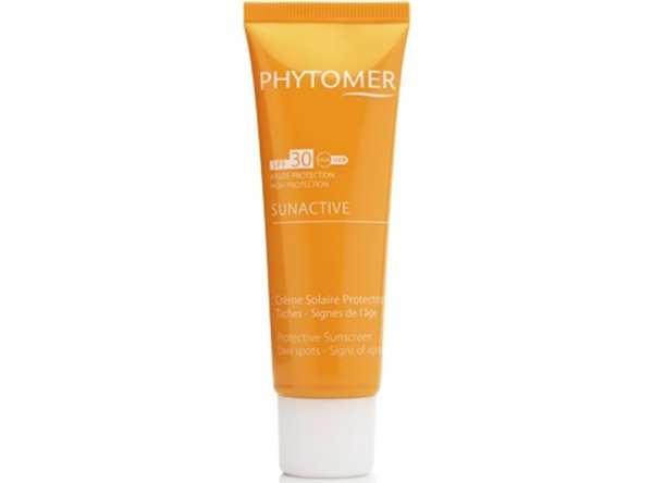 PHYTOMER SUN ACTIV - Sonnenpflegecreme SPF 30