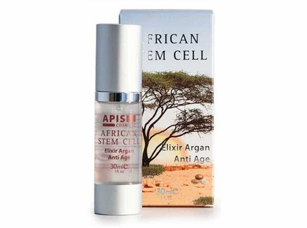 Dr. SCHRÖDER AFRICAN STEM CELL - Anti-Age Spezialelixier mit Argan-Stammzellen und Hyalu