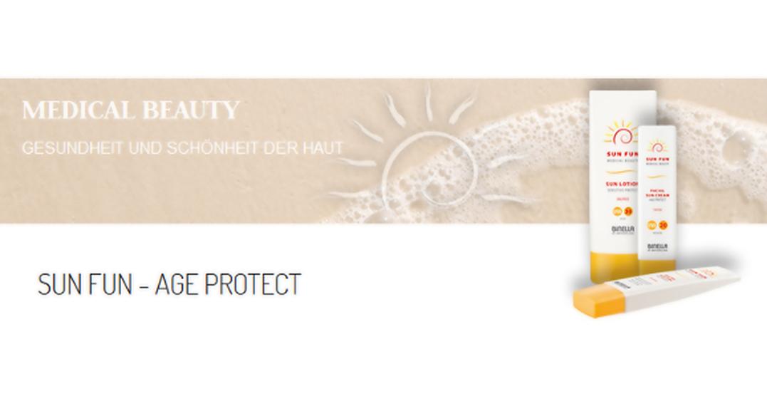 BINELLA of Switzerland SUN FUN - AGE PROTECT