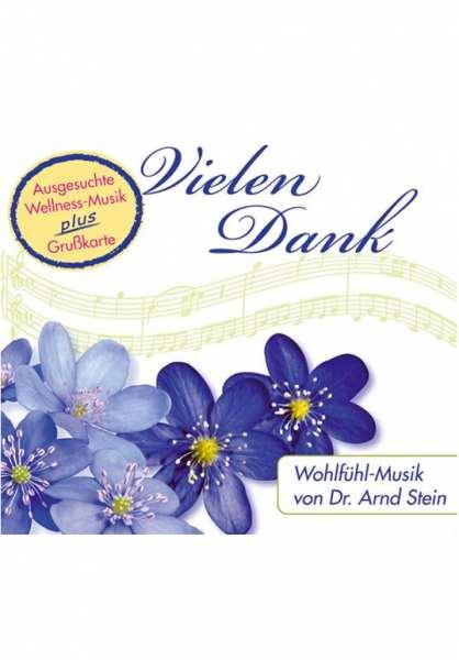 CD Vielen Dank von Dr. Arnd Stein