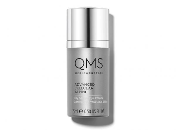 QMS MEDICOSMETICS ADVANCED CELLULAR ALPINE Day + Night Eye Cream - Anti-Aging Augencreme