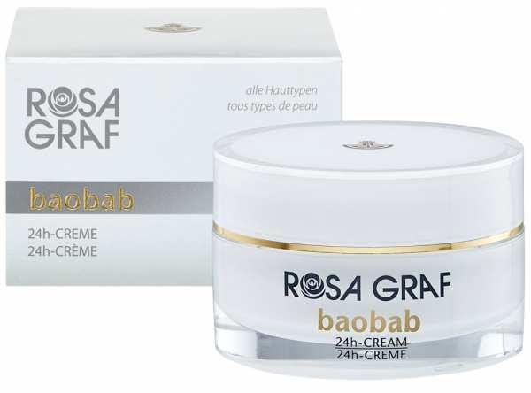 24h Anti-Ageing BAOBAB von ROSA GRAF