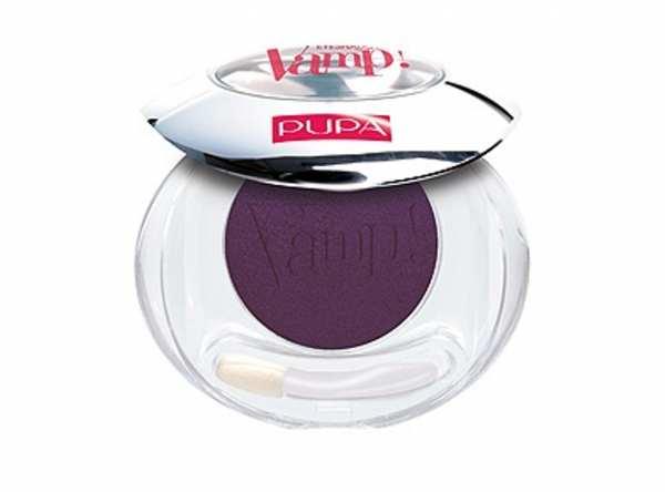 Lidschatten VAMP! Compact Eyeshadow 204 Black Aubergine von PUPA