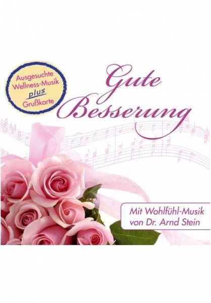 CD Gute Besserung von Dr. Arnd Stein