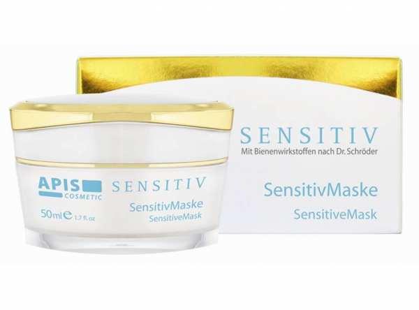 Dr. SCHRÖDER SENSITIV APIS Sensitive Mask - Gesichtsmaske