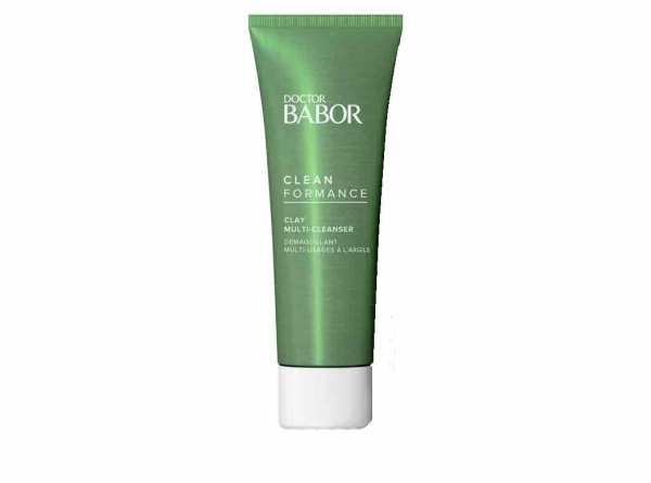 DOCTOR BABOR Cleanformance Clay Multi-Cleanser - multifunktionaler Reinigungs-Clay und Maske