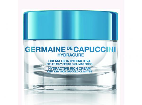 GERMAINE DE CAPUCCINI HYDRACURE Hydractive Rich Cream Very Dry Skin 50 ml