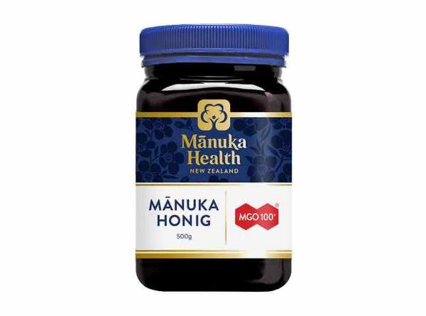 Aktiver Manuka Honig MGO 100+ 500 g von manuka health