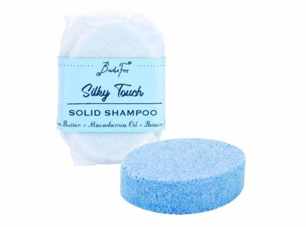 BadeFee Festes Shampoo Silky Touch 50 g