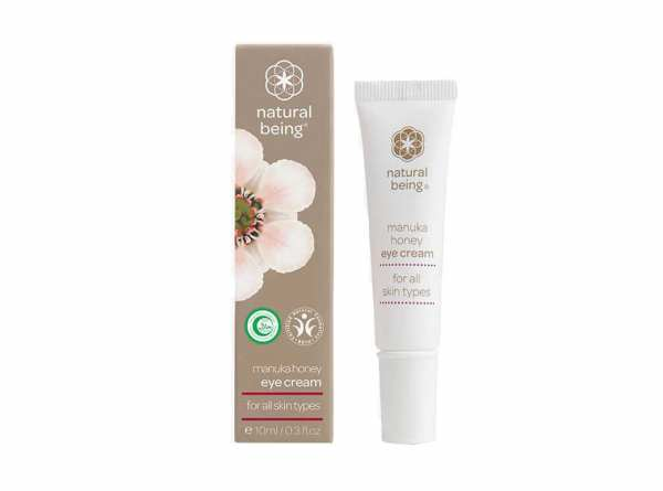 Living Nature Natural Being MANUKA Augencreme