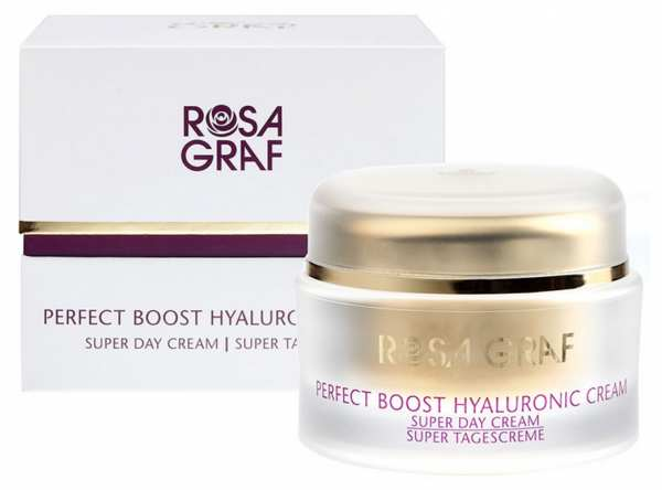 Anti-Ageing Pflege PERFECT BOOST HYALURONIC CREAM von ROSA GRAF