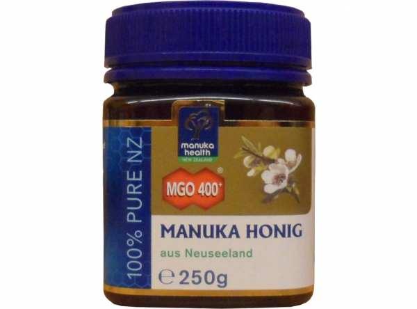 Aktiver Manuka Honig MGO 400+ 250 g von manuka health