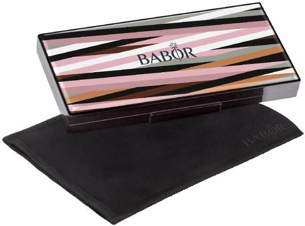 BABOR AGE ID Pastel Colour Collection - Pudrige Lidschatten und softe Glosse