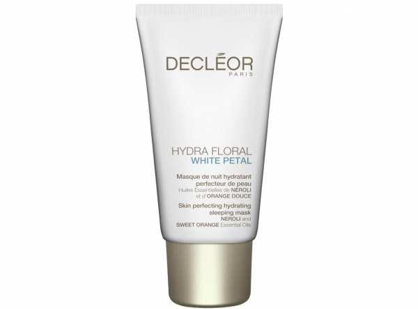 Decléor Hydra Floral White Petal Sleeping Mask