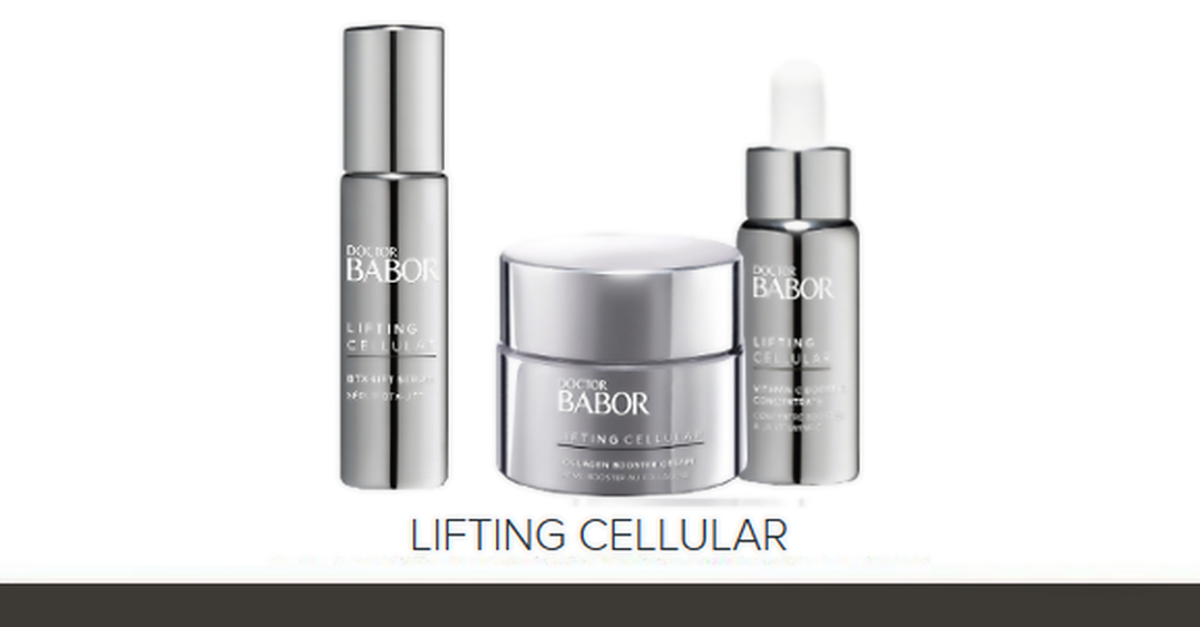DOCTOR BABOR LIFTING CELLULAR