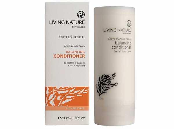 Living Nature Balancing Conditioner - ausgleichende Pflegespülung