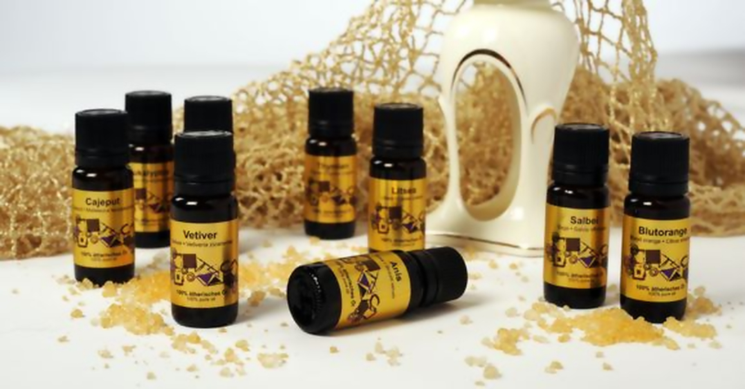 AROMA DERM Ätherische Öle