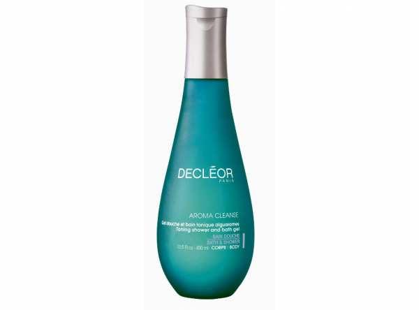 Decléor Aroma Cleanse Gel douche et bain tonique alguaromes Sondergröße 400 ml