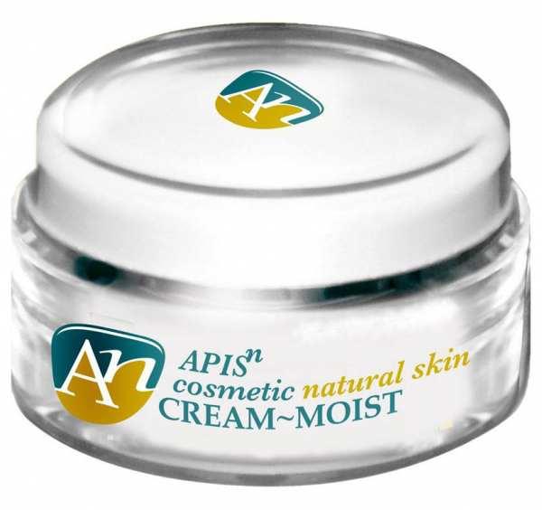 Dr. SCHRÖDER APIS N natural skin cream moist - Feuchtigkeitscreme