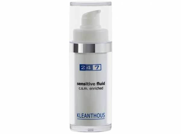 KLEANTHOUS 24/7 Sensitive Fluid c.s.m. enriched - Beruhigendes Fluid