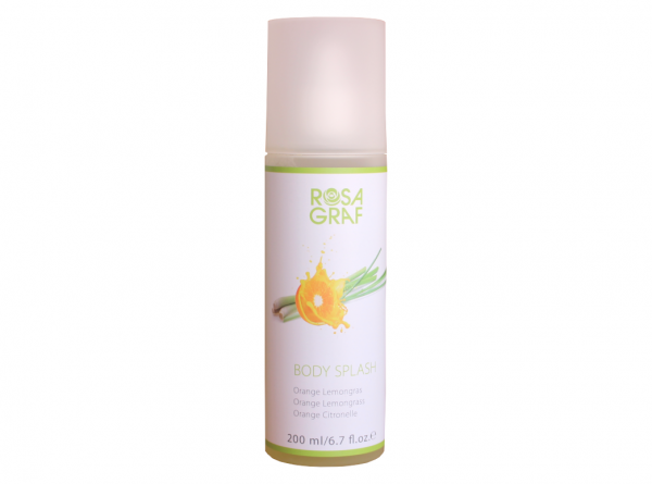 ROSA GRAF Body Splash Orange Lemongras 200 ml