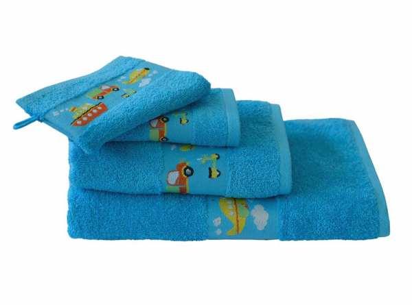 Dyckhoff AUTO Hand-, Gäste-, Duschtuch und Waschhandschuh