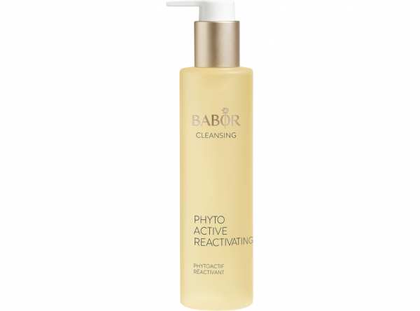 BABOR CLEANSING Phytoactive Reactivating - Kräuterextrakt für regenerationsbedürftiger Haut