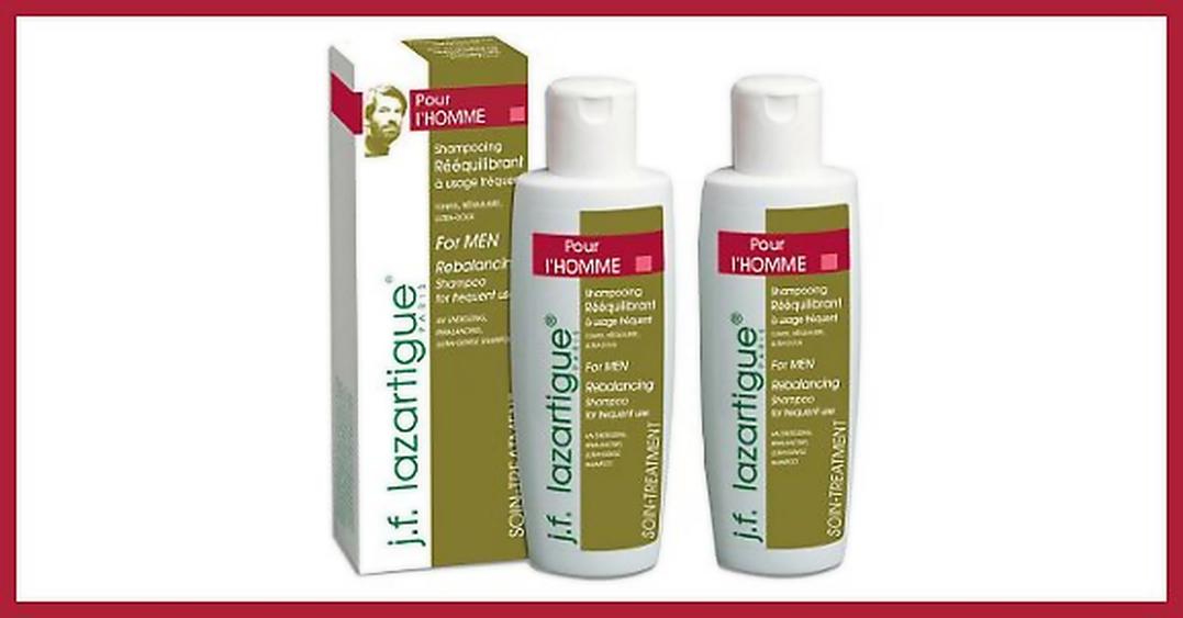 j.f. lazartigue® Produkte für Männer