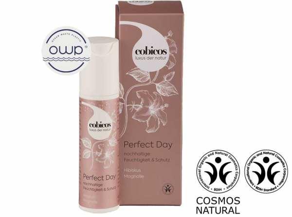 cobicos PERFECT DAY CREAM - für Feuchtigkeit & Schutz für den Tag
