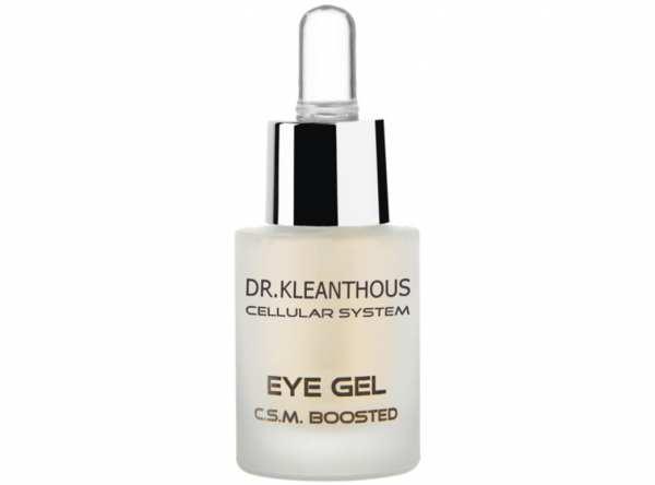 KLEANTHOUS Gel Cellular System Cream c.s.m. Boosted - Anti-Aging Augenpflege