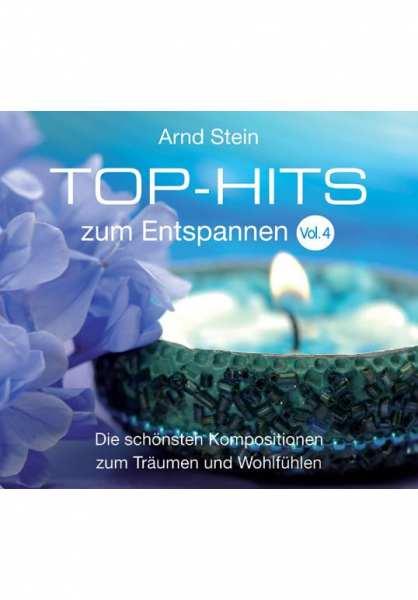 CD Top Hits zum Entspannen Vol. 4 von Dr. Arnd Stein